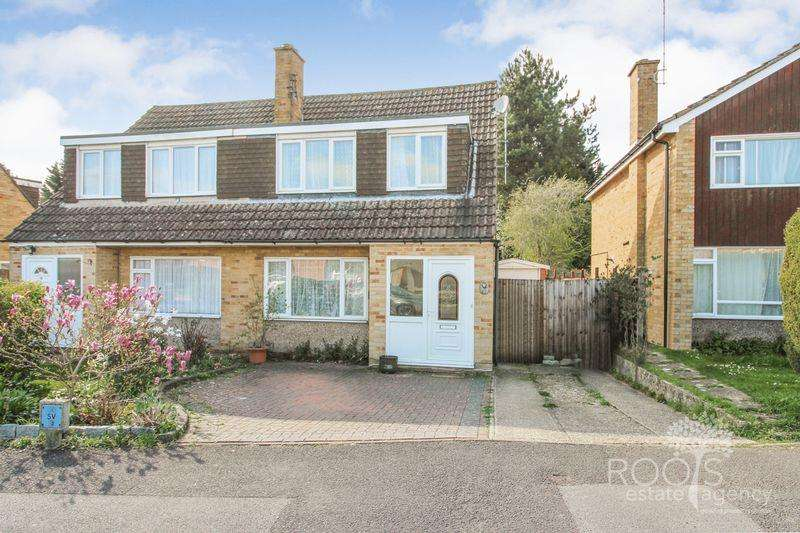 3 Bedrooms Semi Detached House for sale in Ashbourne Way, Thatcham
