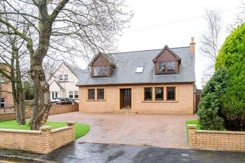 4 Bedrooms Detached Villa House for sale in 11 Charles Place, Kilmarnock KA1 2DY
