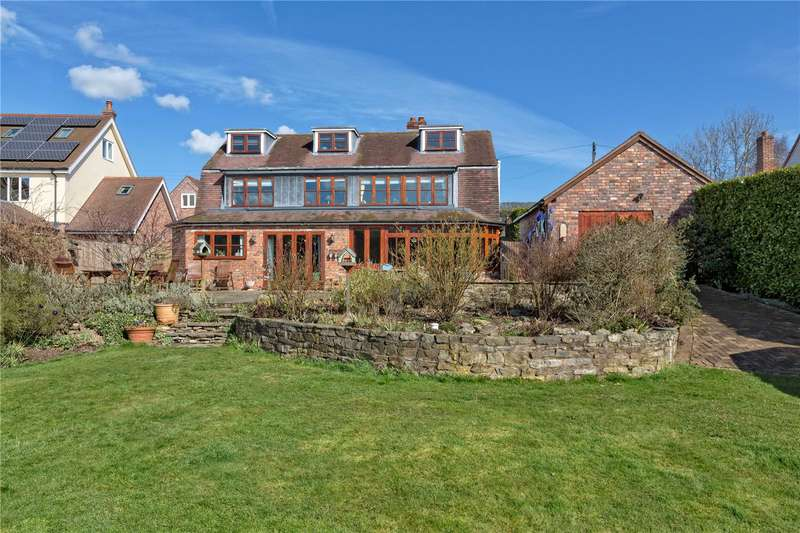 5 Bedrooms Detached House for sale in End House, Burway Lane, Ludlow, Shropshire, SY8