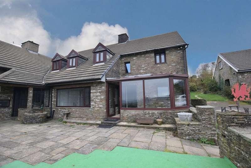 4 Bedrooms Semi Detached House for sale in Mynyddislwyn, Blackwood