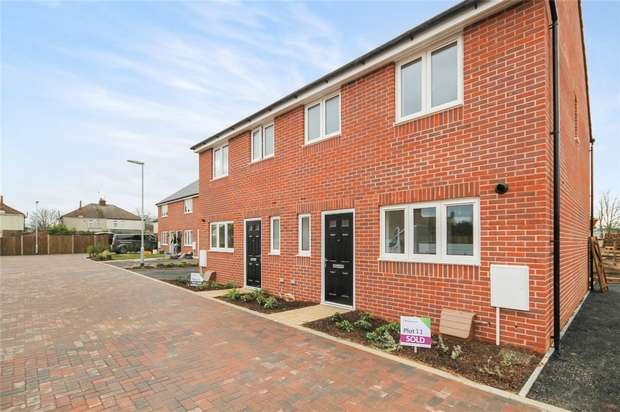 3 Bedrooms Semi Detached House for sale in The Bay, The Maples, Willow Road, Bedford