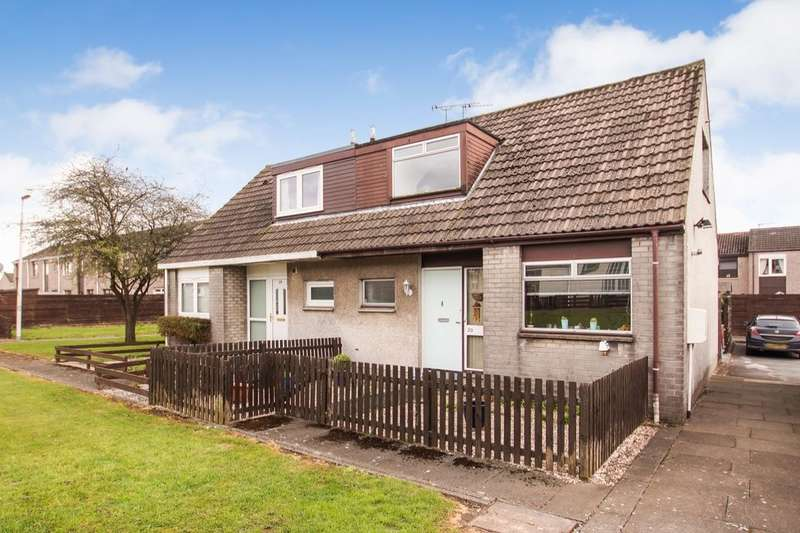2 Bedrooms Semi Detached House for sale in Dyke Neuk, Leven, KY8