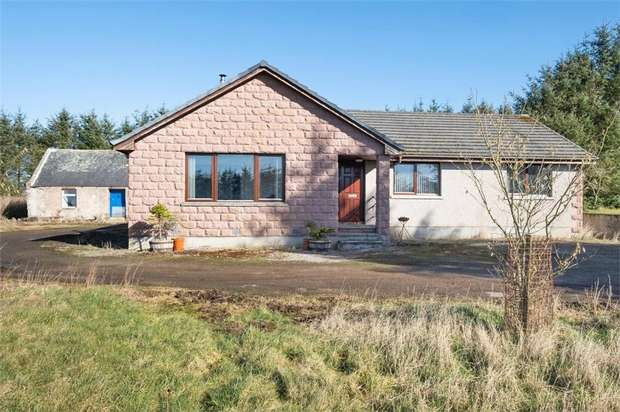 4 Bedrooms Detached House for sale in New Byth, Turriff, Aberdeenshire