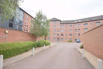 1 Bedroom Apartment Flat for sale in Westpoint, Brook Street, DE1 3TE
