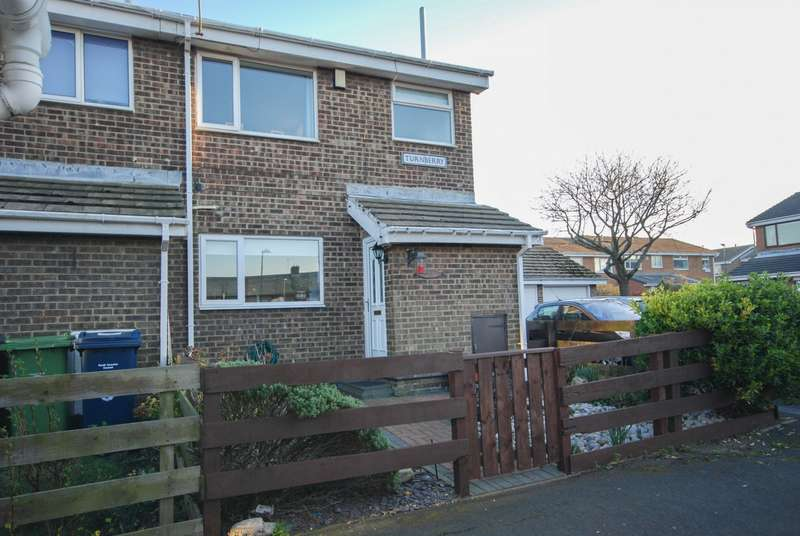 3 Bedrooms Terraced House for sale in Turnberry, South Shields