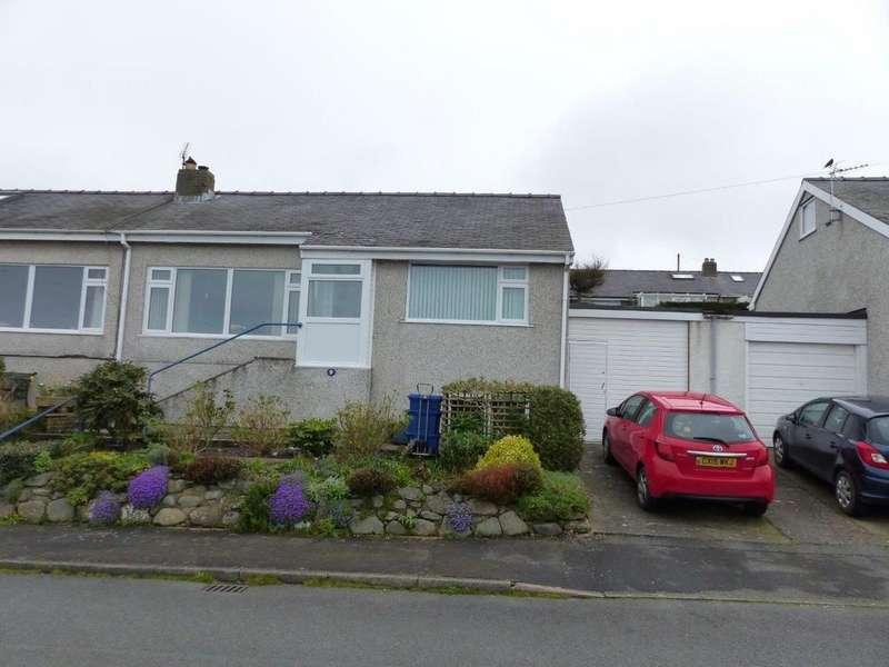 2 Bedrooms Bungalow for sale in 9 Bro Enddwyn