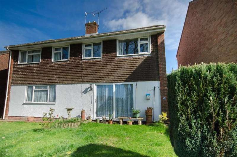 3 Bedrooms Semi Detached House for sale in The Laurels, Mangotsfield, Bristol, BS16 9BT