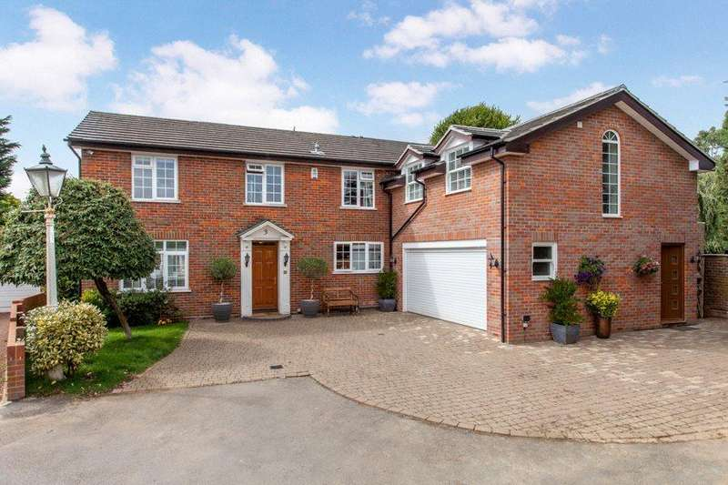 6 Bedrooms Detached House for sale in The Grange, Green Lane, Burnham, Slough, SL1