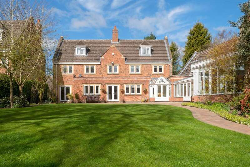 5 Bedrooms Detached House for sale in Wembrook Coppice, Twycross Road, Sheepy Magna