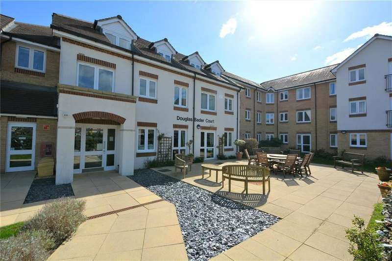 1 Bedroom Apartment Flat for sale in Douglas Bader Court, Howth Drive, Woodley, Berkshire, RG5