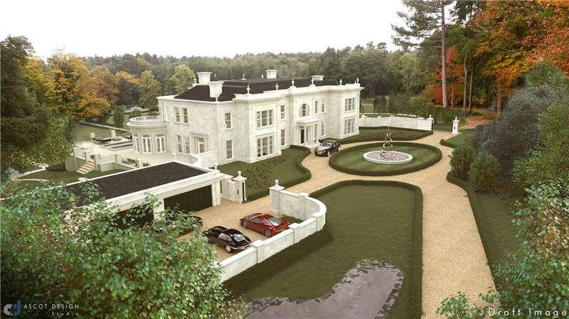 5 Bedrooms Plot Commercial for sale in Bodens Ride, Ascot, Berkshire, SL5