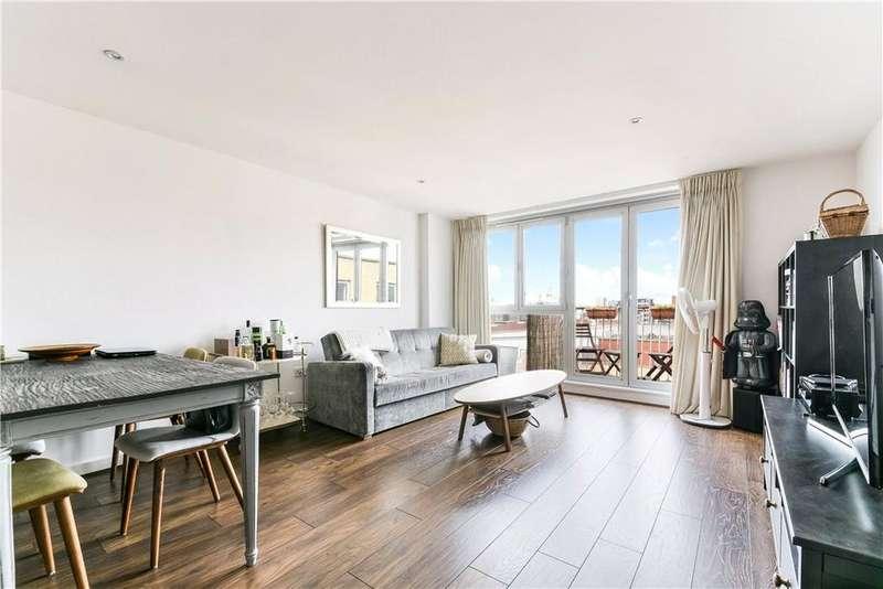 2 Bedrooms Flat for sale in Carronade Court, Eden Grove, London, N7