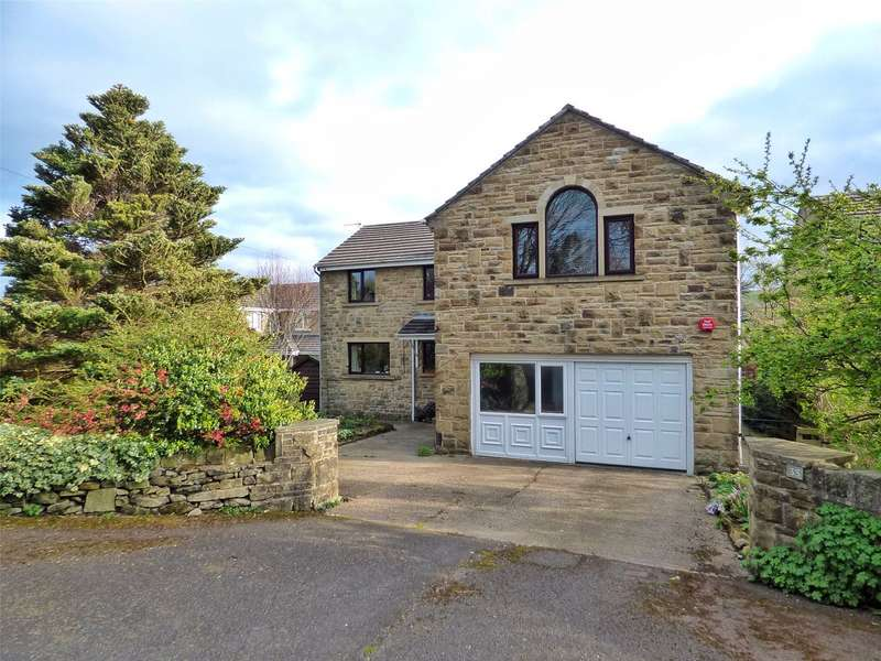 5 Bedrooms Detached House for sale in Red Lane, Meltham, Holmfirth, West Yorkshire, HD9
