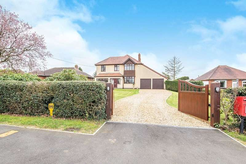3 Bedrooms Detached House for sale in Mill Lane, Wolvey, Hinckley, LE10