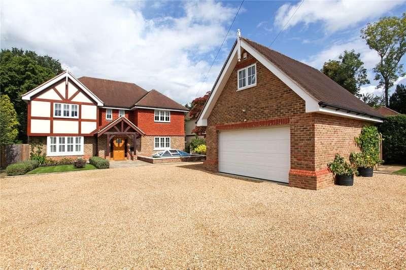 6 Bedrooms Detached House for sale in Avenue Road, Cranleigh, Surrey, GU6