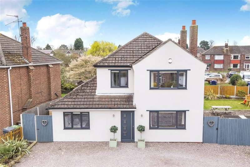 4 Bedrooms Detached House for sale in Baildon Crescent, North Hykeham, LN6