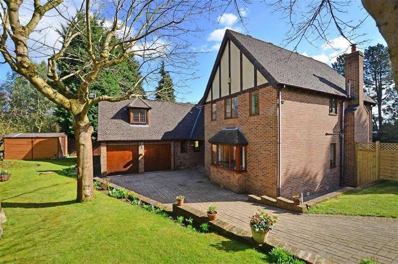 5 Bedrooms Detached House for sale in Tetney Road, Sheffield, Yorkshire