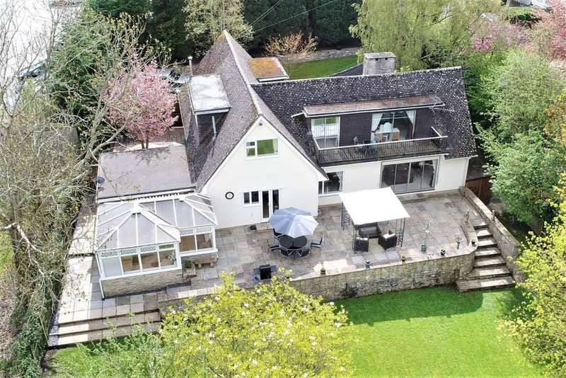 5 Bedrooms Detached House for sale in Warminster Road, Westbury