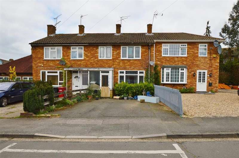 3 Bedrooms Terraced House for sale in Lydsey Close, Slough