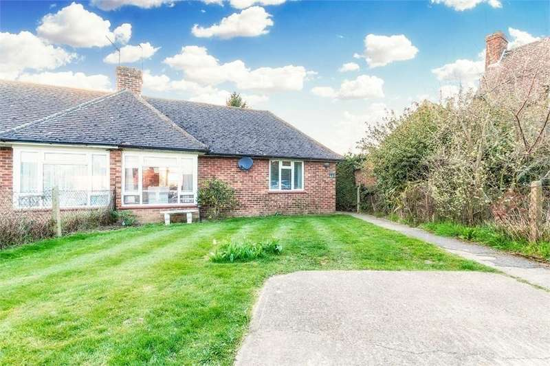 2 Bedrooms Semi Detached Bungalow for sale in Withycroft, George Green, Buckinghamshire