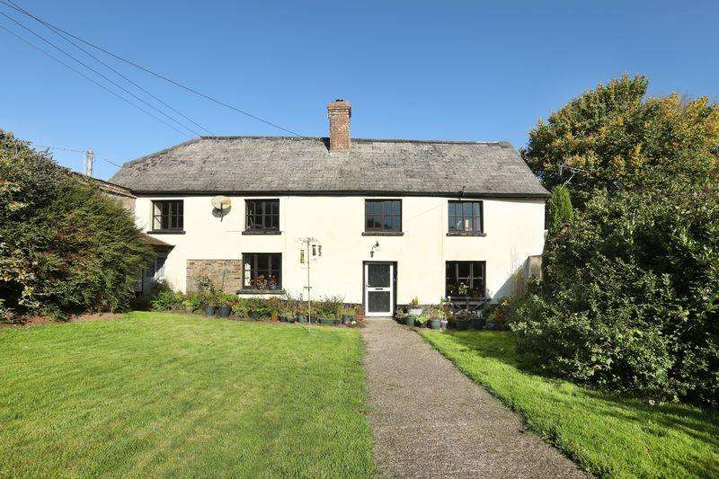 5 Bedrooms Farm Commercial for sale in Petrockstow, Okehampton