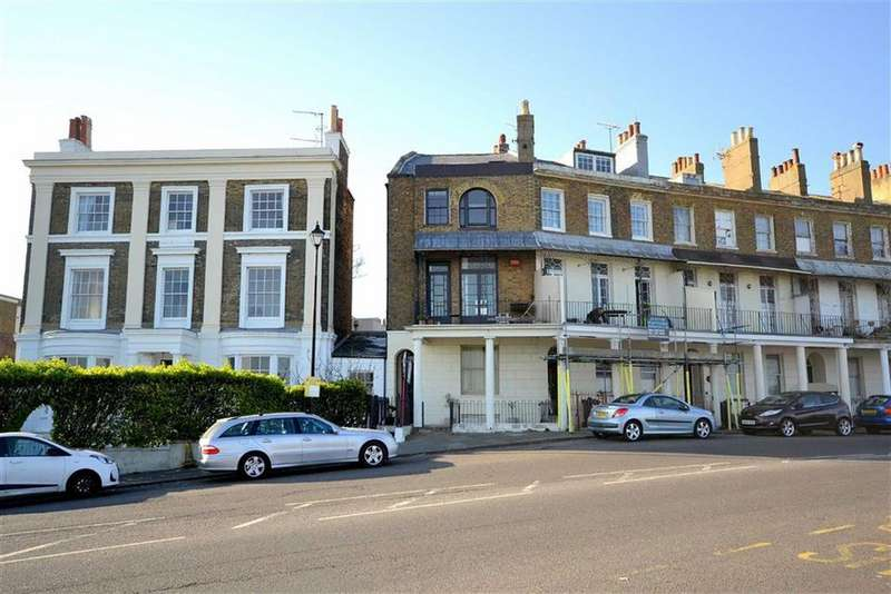 6 Bedrooms End Of Terrace House for sale in Wellington Crescent, Ramsgate, Kent