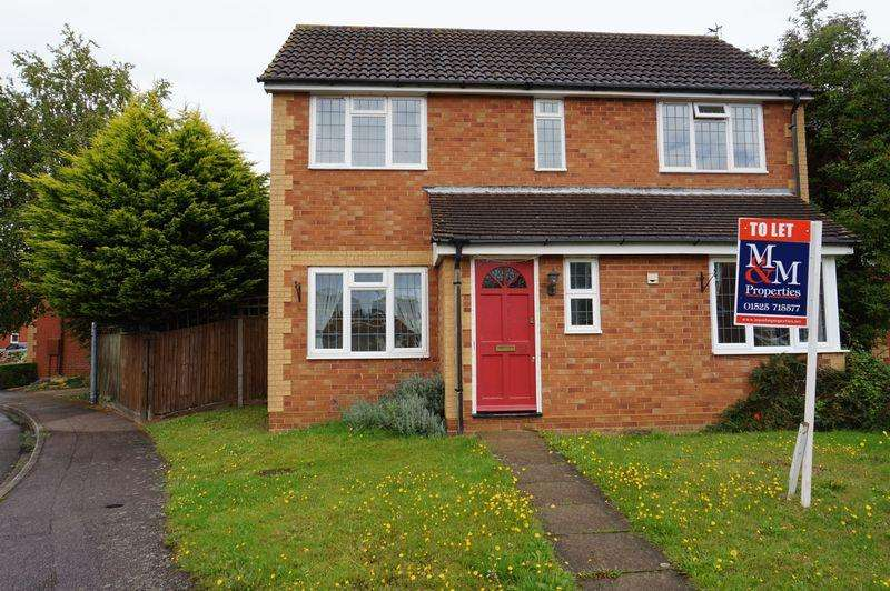 3 Bedrooms Detached House for rent in Flitwick