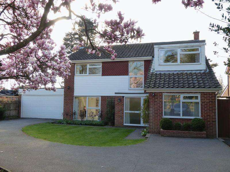 4 Bedrooms Detached House for sale in Maidenhead - Boulters Lock area