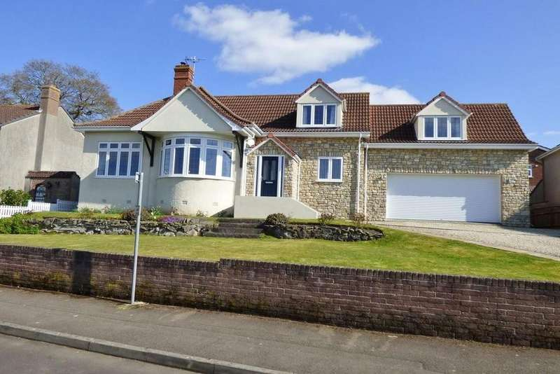 4 Bedrooms Detached House for sale in South View Crescent, Coalpit Heath, BRISTOL