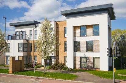 2 Bedrooms Flat for sale in Papworth Everard, Cambridge, Cambridgeshire