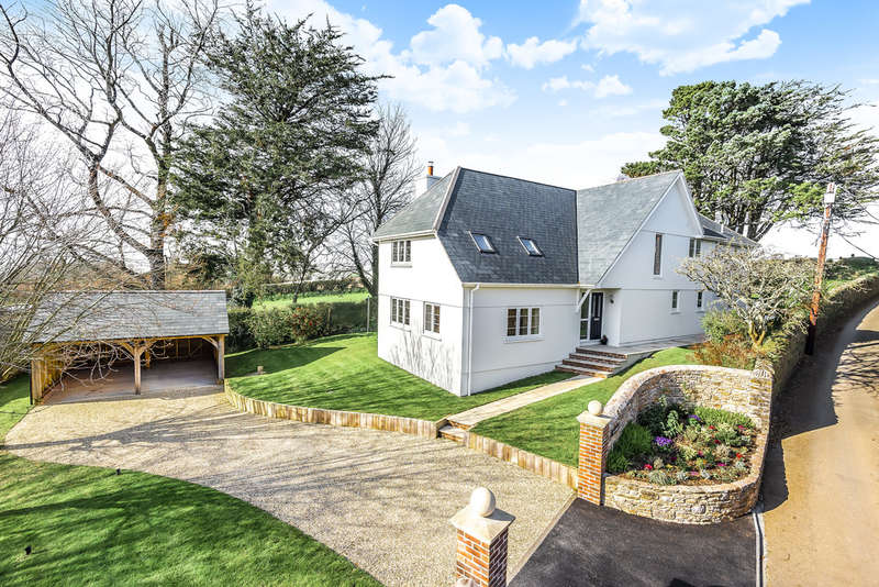 5 Bedrooms Detached House for sale in Lodge Lane, Brixton, Plymouth