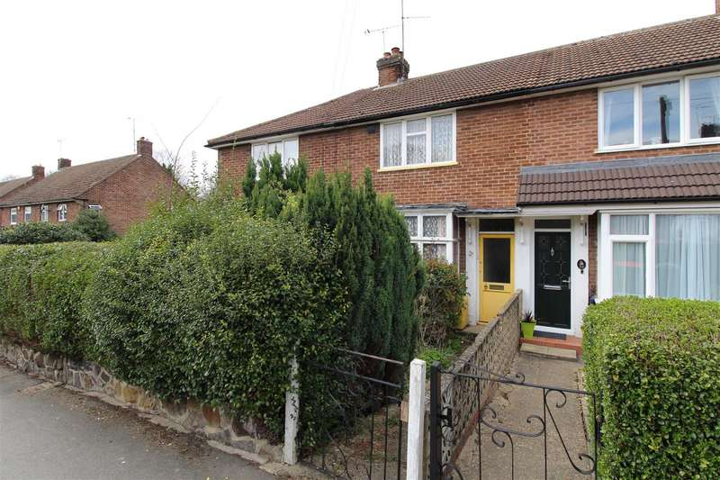 2 Bedrooms Terraced House for sale in Westfield Road, Dunstable