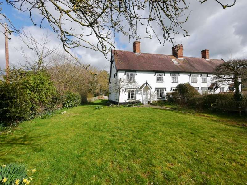 7 Bedrooms Cottage House for sale in 1 and 2 Church Terrace, Huntingfield, Suffolk