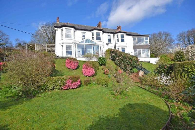 8 Bedrooms Detached House for sale in Golant, Nr. Fowey, Cornwall