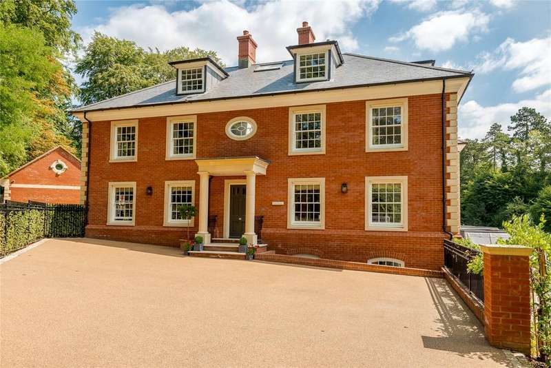 5 Bedrooms Detached House for sale in The Holt, Sleepers Hill, Winchester, Hampshire
