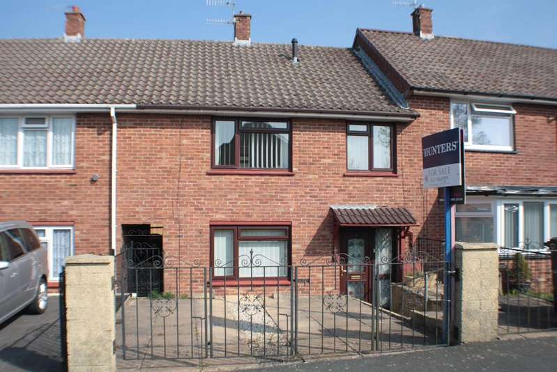 3 Bedrooms Terraced House for sale in Fair Furlong, Withywood, Bristol, BS13 9HW