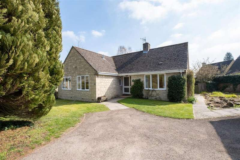 3 Bedrooms Detached Bungalow for sale in Dikler Close, Bourton-On-The-Water, Cheltenham