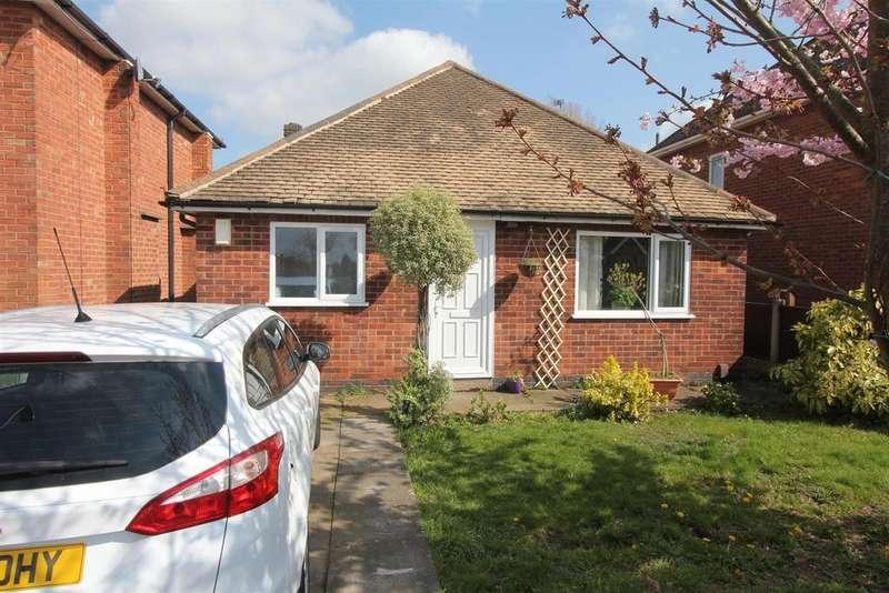 3 Bedrooms Detached Bungalow for sale in Stanley Road, Hinckley