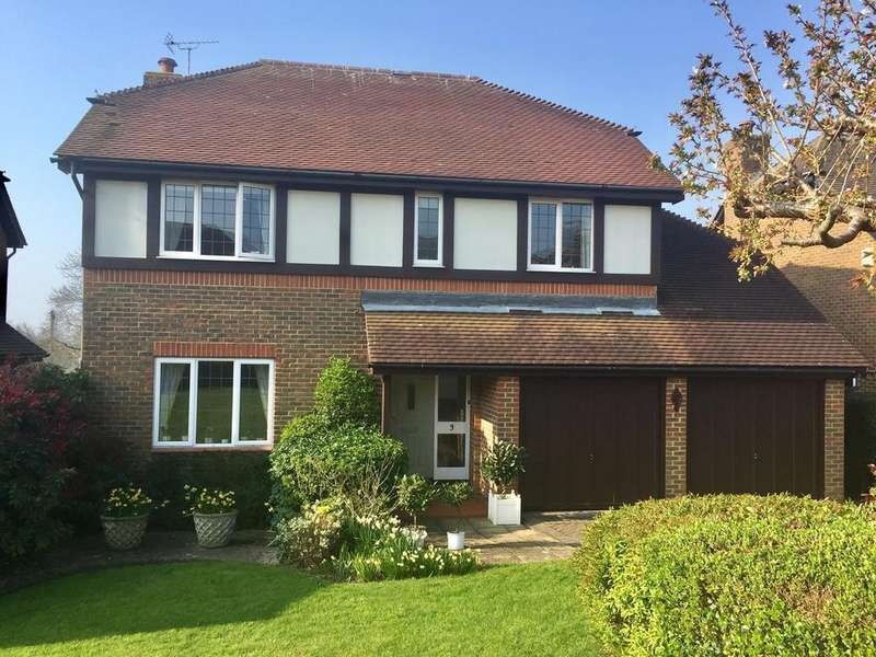4 Bedrooms Detached House for sale in The Covert, Bexhill-on-Sea, TN39