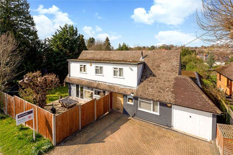 4 Bedrooms Detached House for sale in Silverdale Road, Wargrave, Reading, Berkshire, RG10