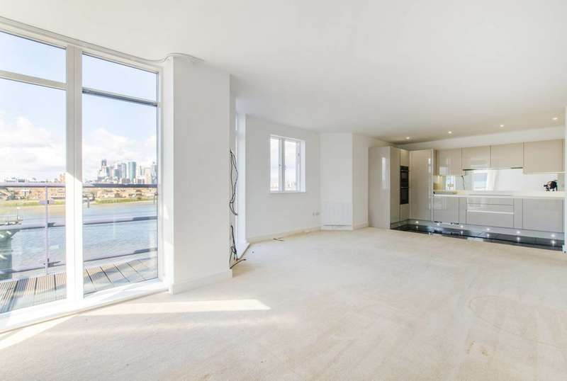 2 Bedrooms Flat for sale in Collington Street, Greenwich, SE10