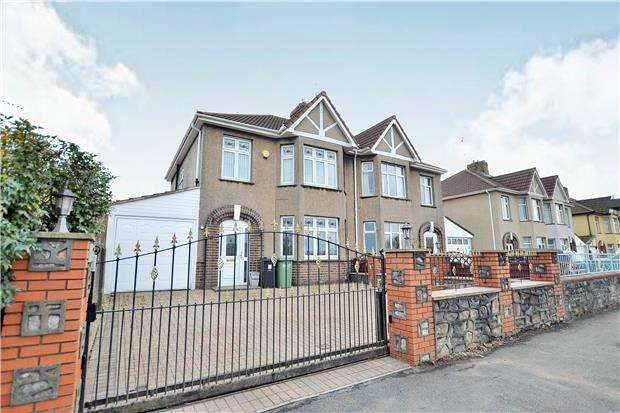 3 Bedrooms Semi Detached House for sale in Southmead Road, Filton, BRISTOL, BS34 7RF