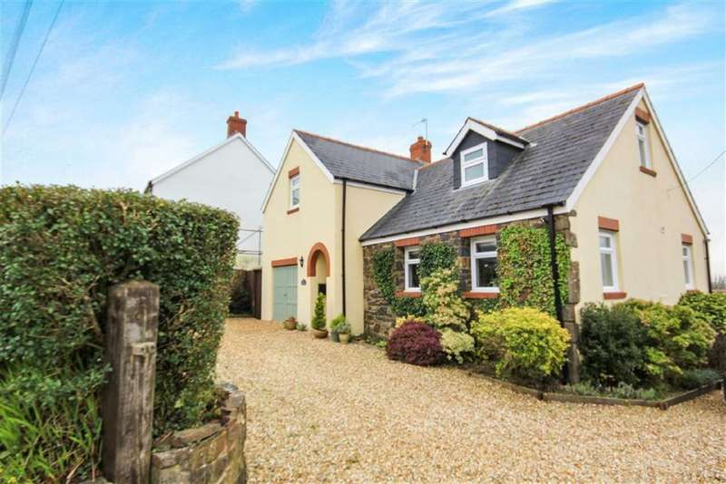 3 Bedrooms Detached House for sale in Penffordd, Clynderwen, Pembrokeshire