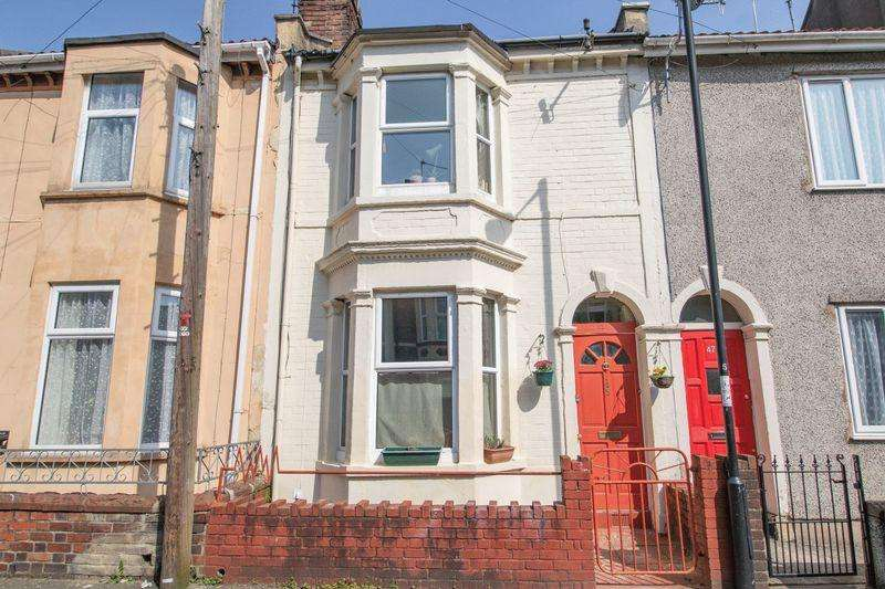 2 Bedrooms Terraced House for sale in Lawrence Avenue, Easton