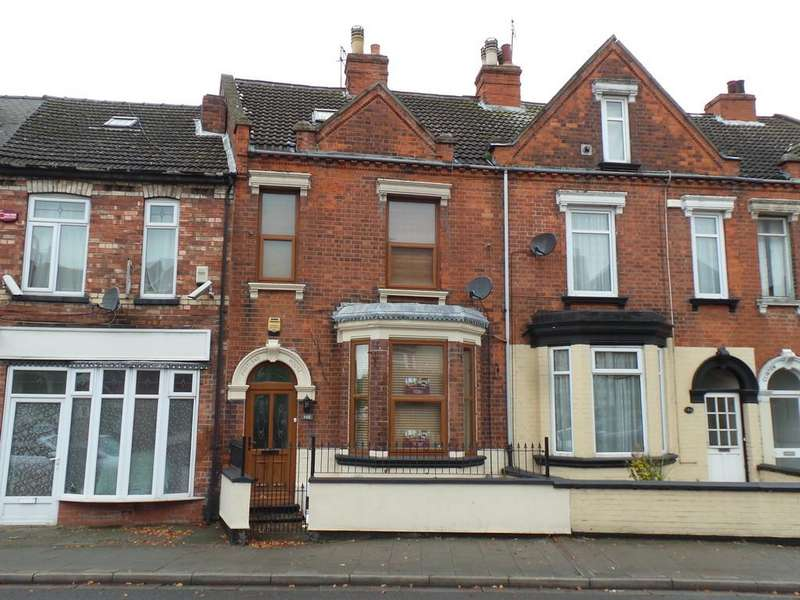 4 Bedrooms Terraced House for sale in Trinity Street, Gainsborough