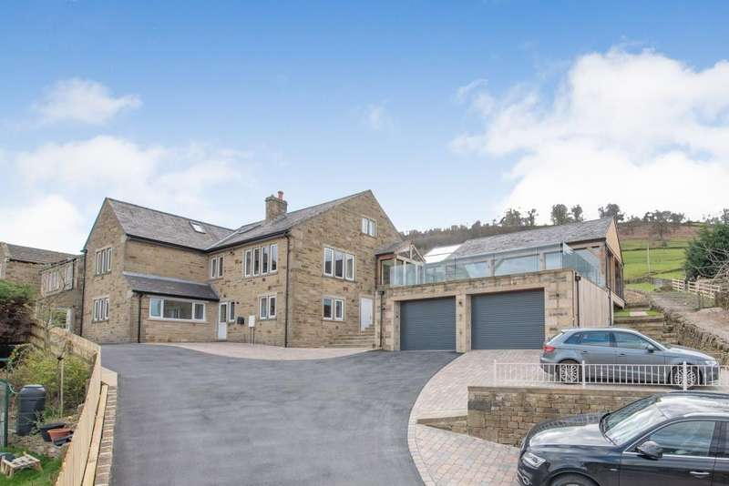 6 Bedrooms Detached House for sale in High View, Cononley BD20 8JX