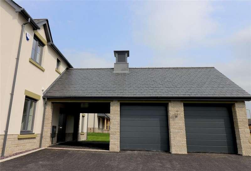 5 Bedrooms Detached House for sale in Eglwys Nunydd, Margam, Port Talbot, West Glamorgan, SA13