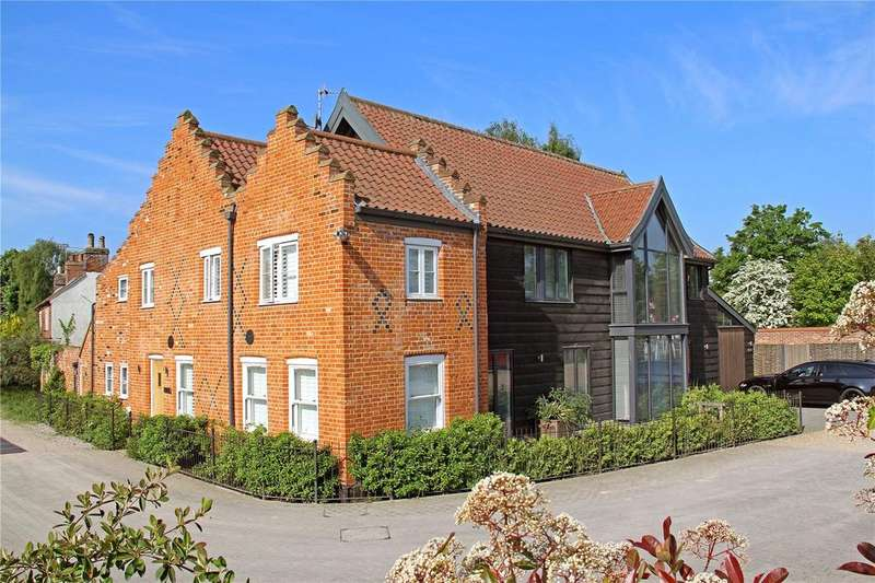 4 Bedrooms Detached House for sale in Lime Kiln Quay, Woodbridge, Suffolk, IP12