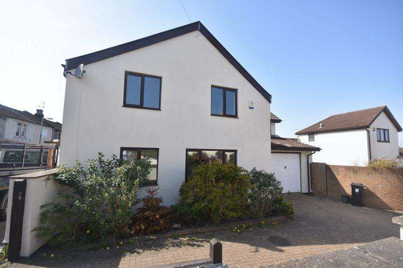 3 Bedrooms Detached House for sale in Pendennis Avenue Staple Hill