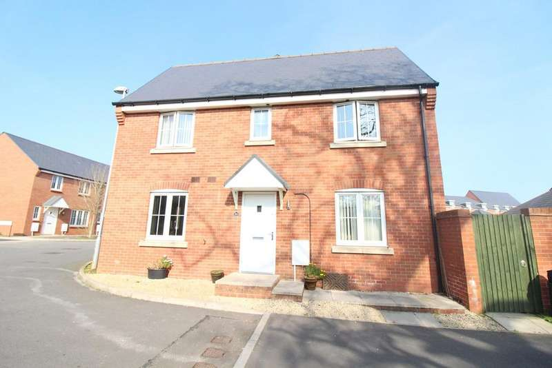 3 Bedrooms Semi Detached House for sale in Seymour Way, Magor, Caldicot, NP26